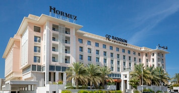 Regus - Muscat, Hormuz Grand profile image