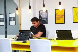 Cluster - CoWorking Space, Islamabad