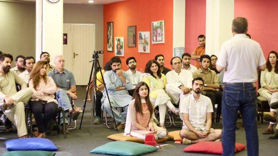 Hangout, Islamabad