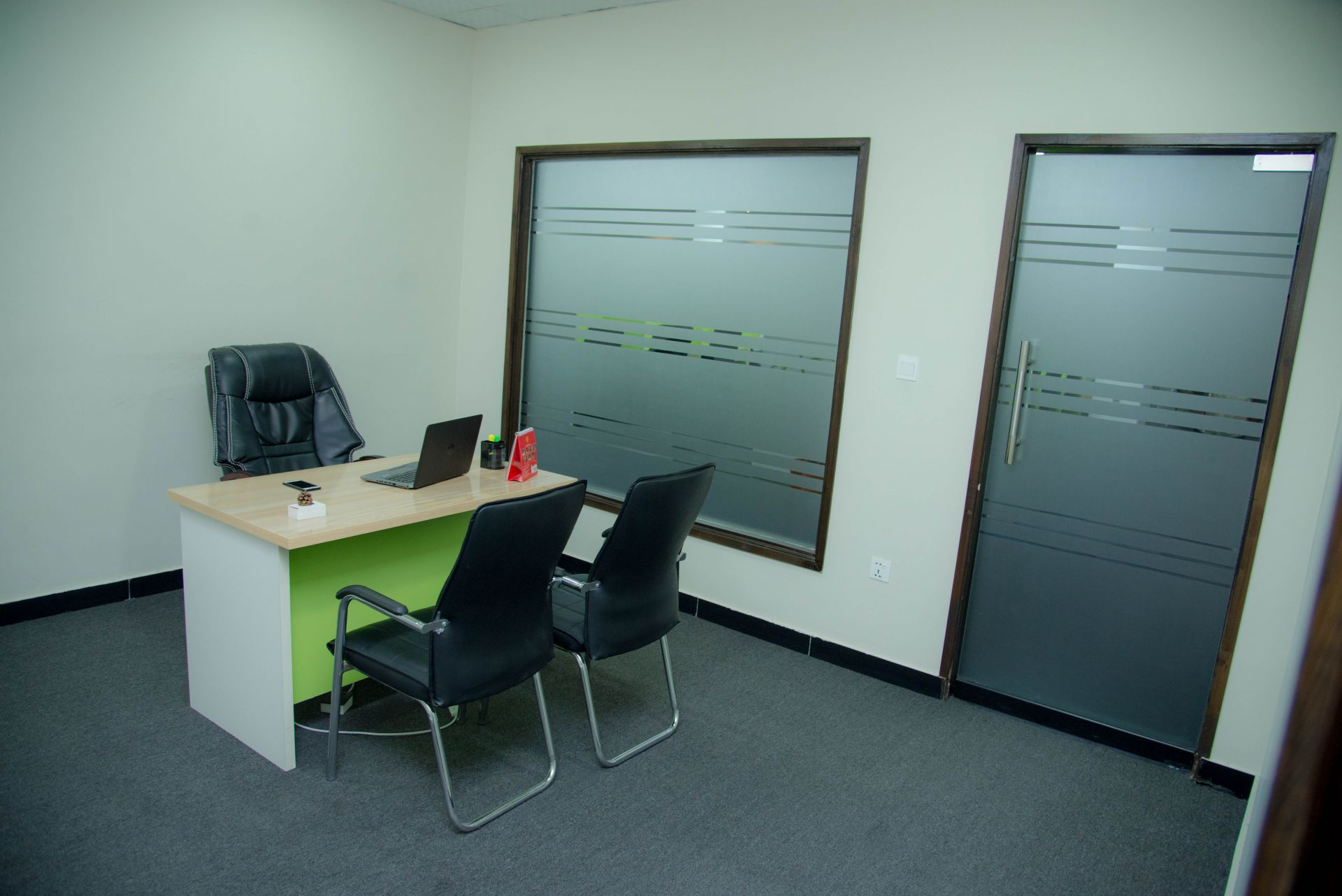 TheDesk Coworking Space, Islamabad