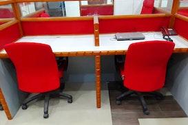 Co Desk, Karachi