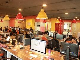 CoSpace 1.0 - Shahra-e-Faisal, Karachi