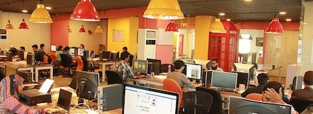 CoSpace 1.0 - Shahra-e-Faisal