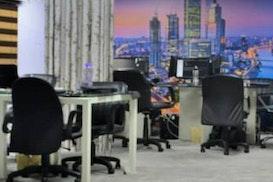 Work Place, Karachi