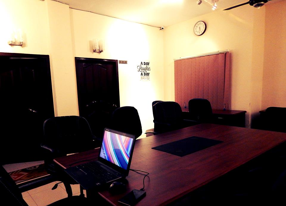 Coworking HUT, Lahore