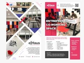 eHaus entrepreneurial co working space, Lahore