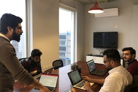 Huddle CoWorking Space, Lahore