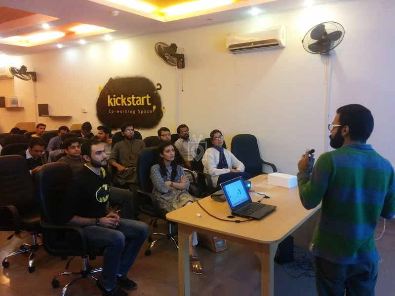 Kickstart  1.0, Lahore