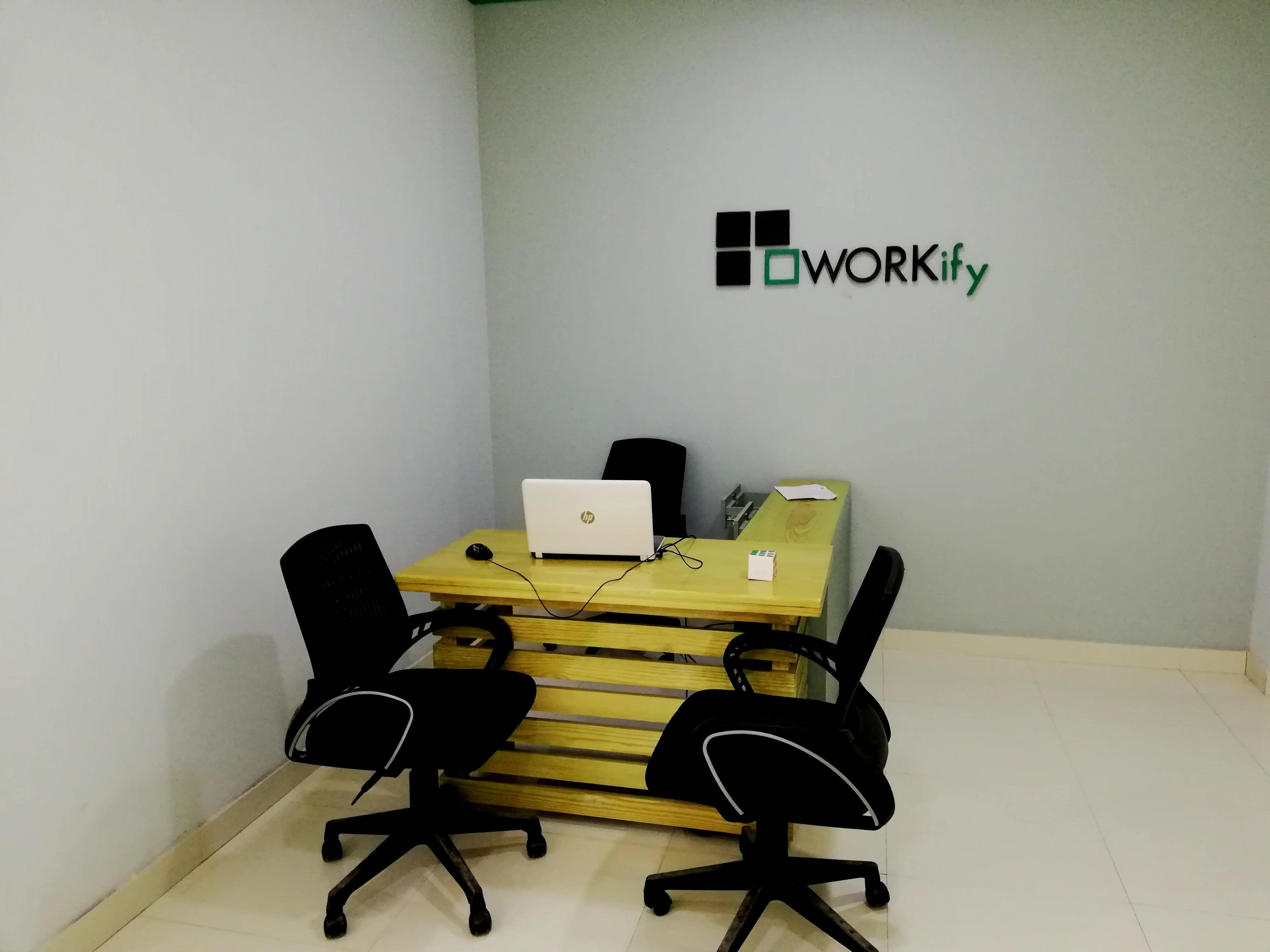 Workify, Lahore