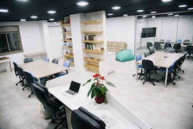 Laboo Co-working Space, Rawabi