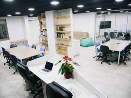 Laboo Co-working Space, Ramallah