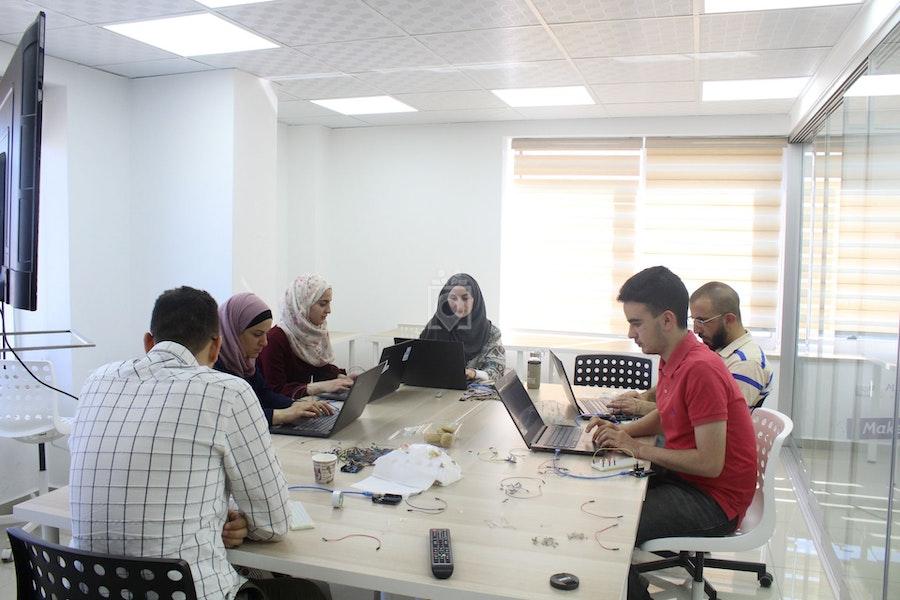 uMake, Ramallah