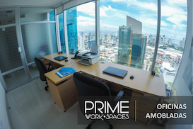 Prime Work Spaces, Panama City
