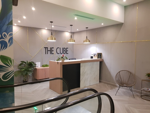 The Cube Workspace, Panama City