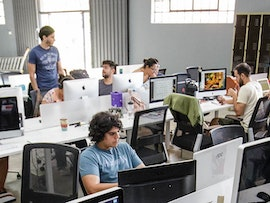 Loffice Creative Hub Textilia, Asuncion