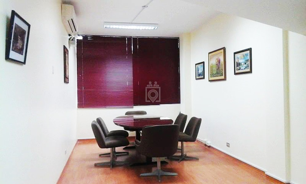 ANDES Coworking Borja, Lima