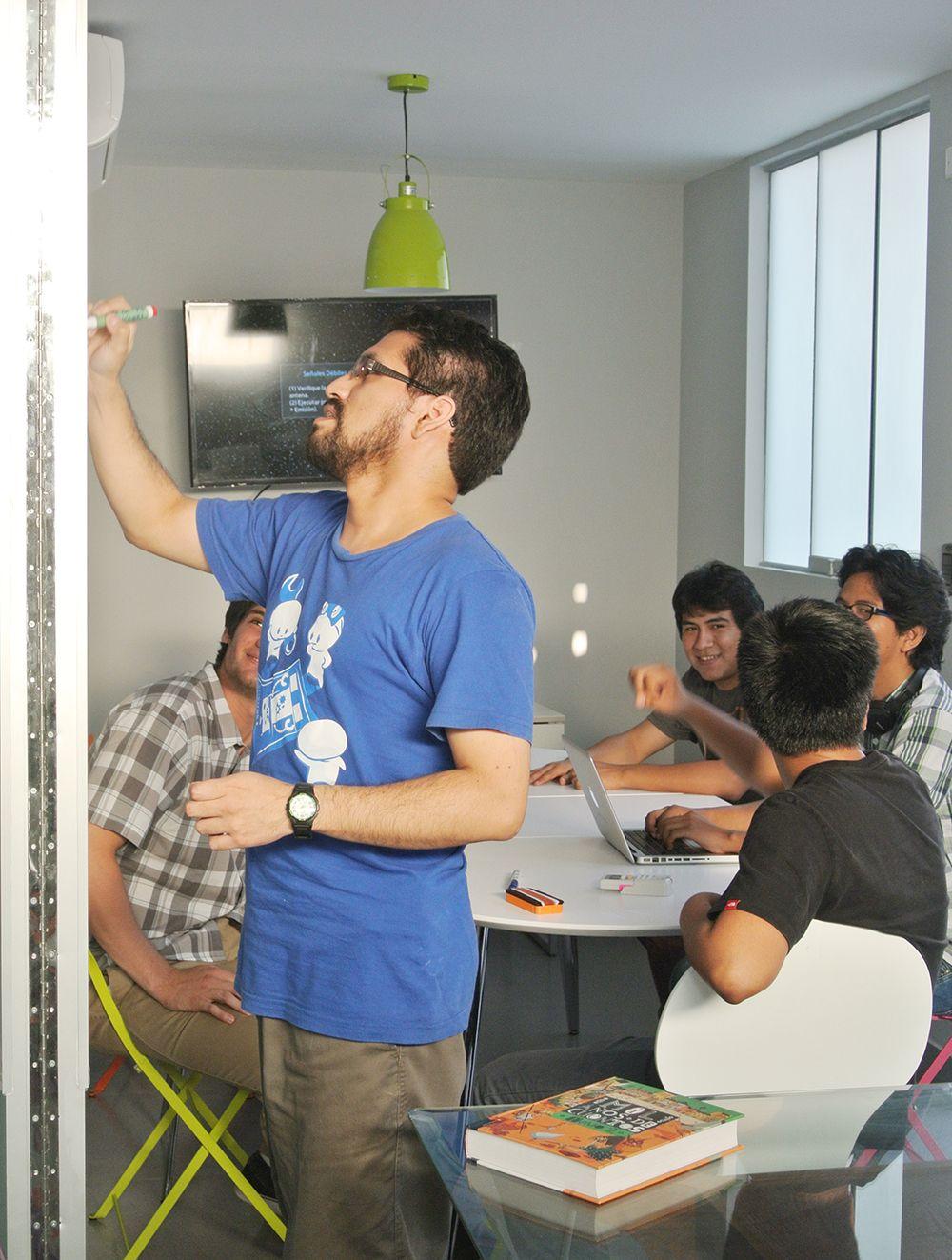 Ascèndio Coworking, Lima
