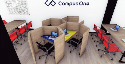 Campus One Coworking, Lima | coworkspace.com