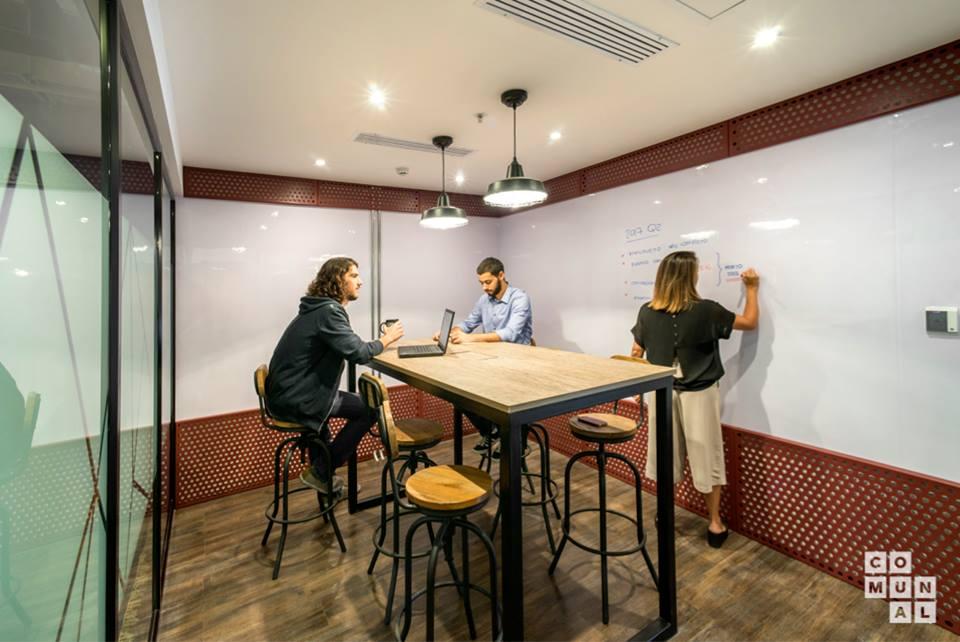 Comunal Coworking - Benavides, Lima