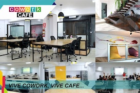 COWORK CAFE, Lima