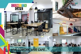 COWORK CAFE, Lima
