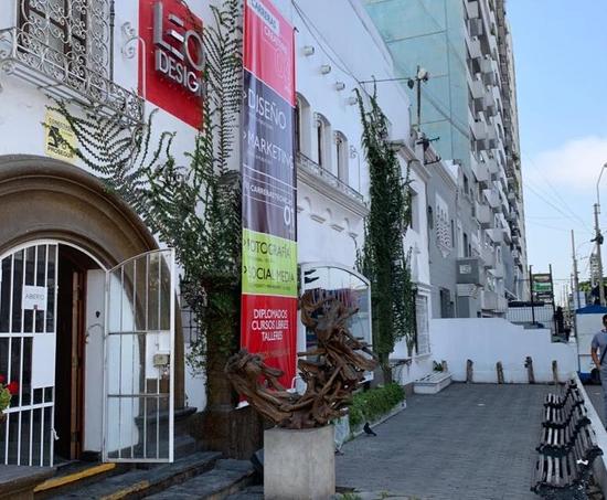 Leo Coworking, Lima