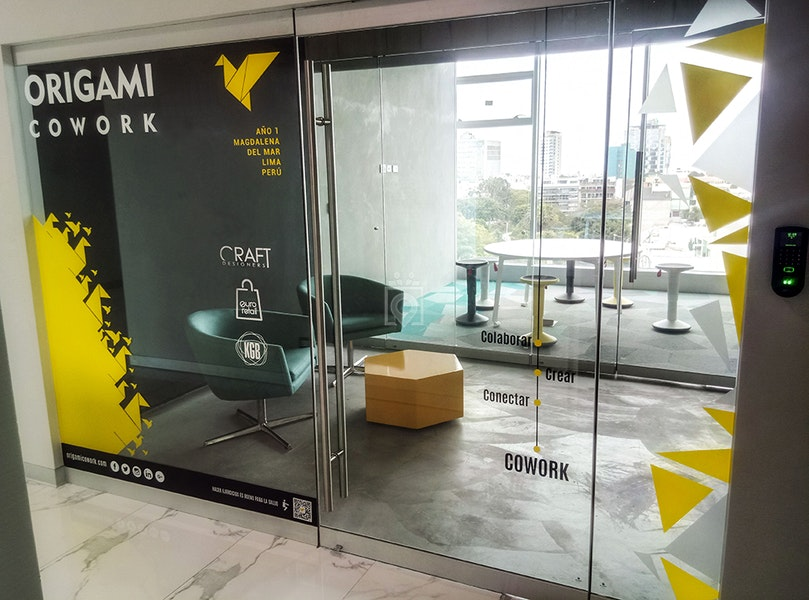 Origami Cowork, Lima