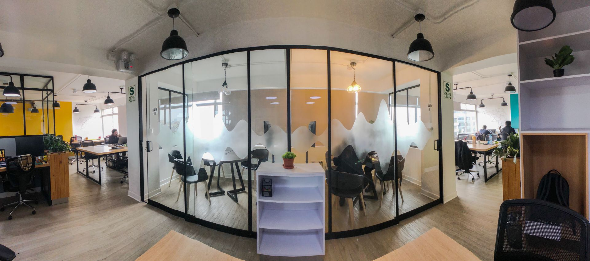 Partage Coworking, Lima
