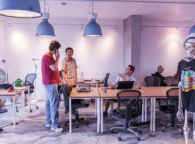 Residencia Coworking image 4