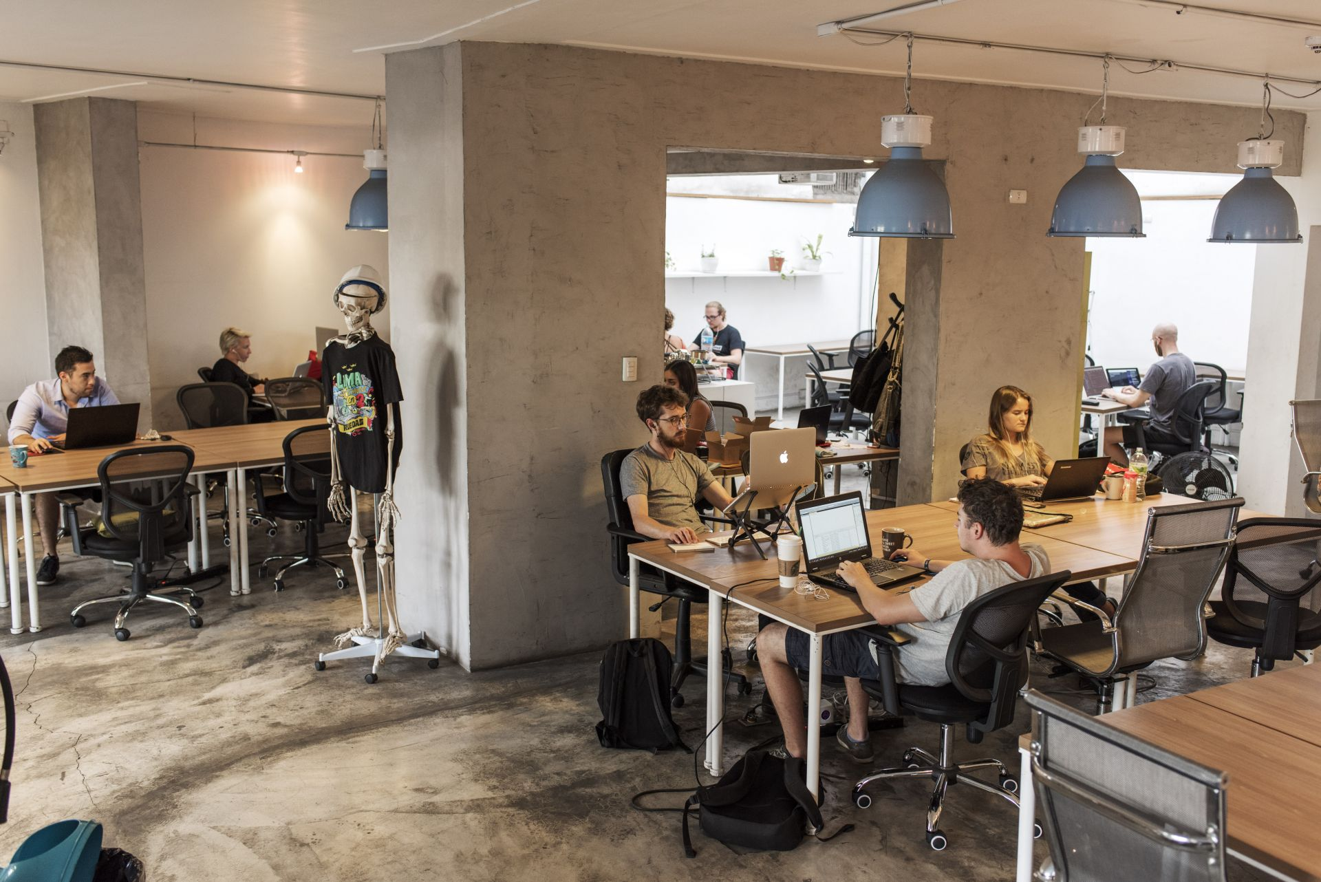 Residencia Coworking, Lima