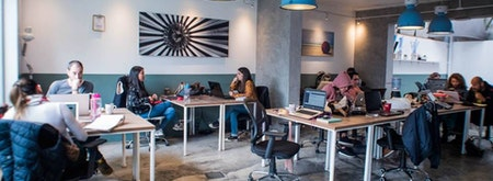 Residencia Coworking