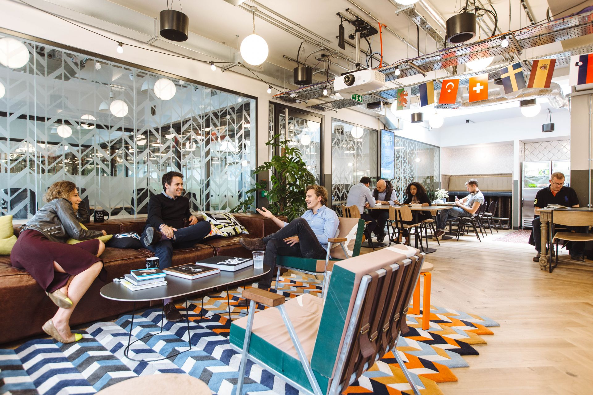 WeWork Real 2, Lima