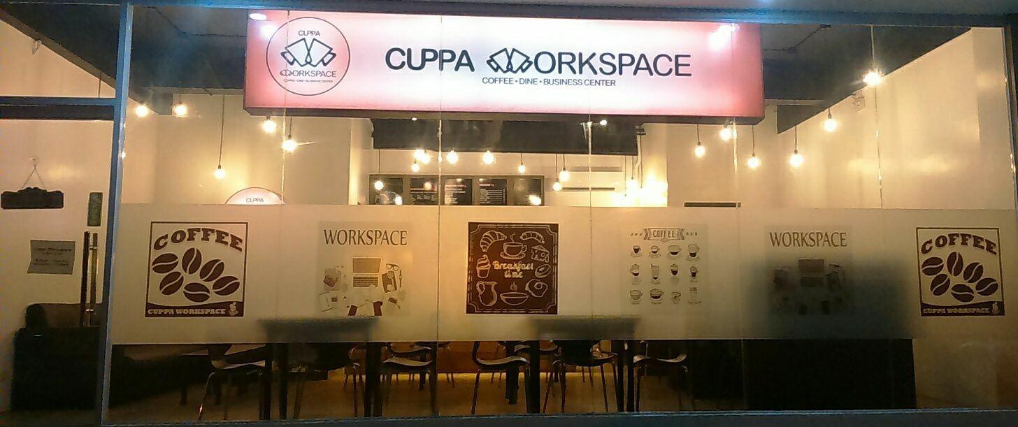 Cuppa Workspace, Cagayan de Oro