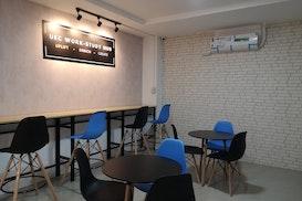 UEC Work-Study Hub, Mandaluyong