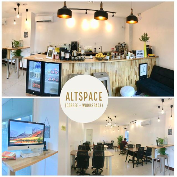 Altspace Cafe, Cebu City
