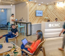 KMC Flexible Workspace in Cebu IT Park profile image