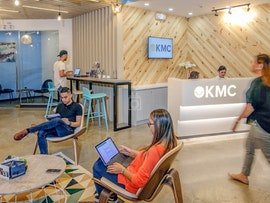 KMC Flexible Workspace in Cebu IT Park, Cebu City