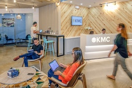 KMC Flexible Workspace in Cebu IT Park, Mandaue