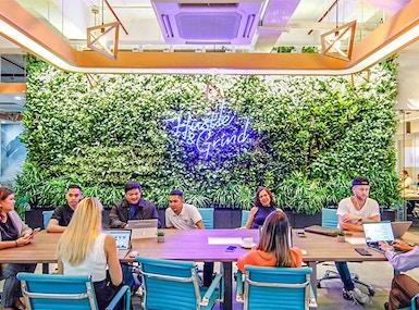 KMC Flexible Workspaces in Skyrise 4A, Cebu IT park image 4