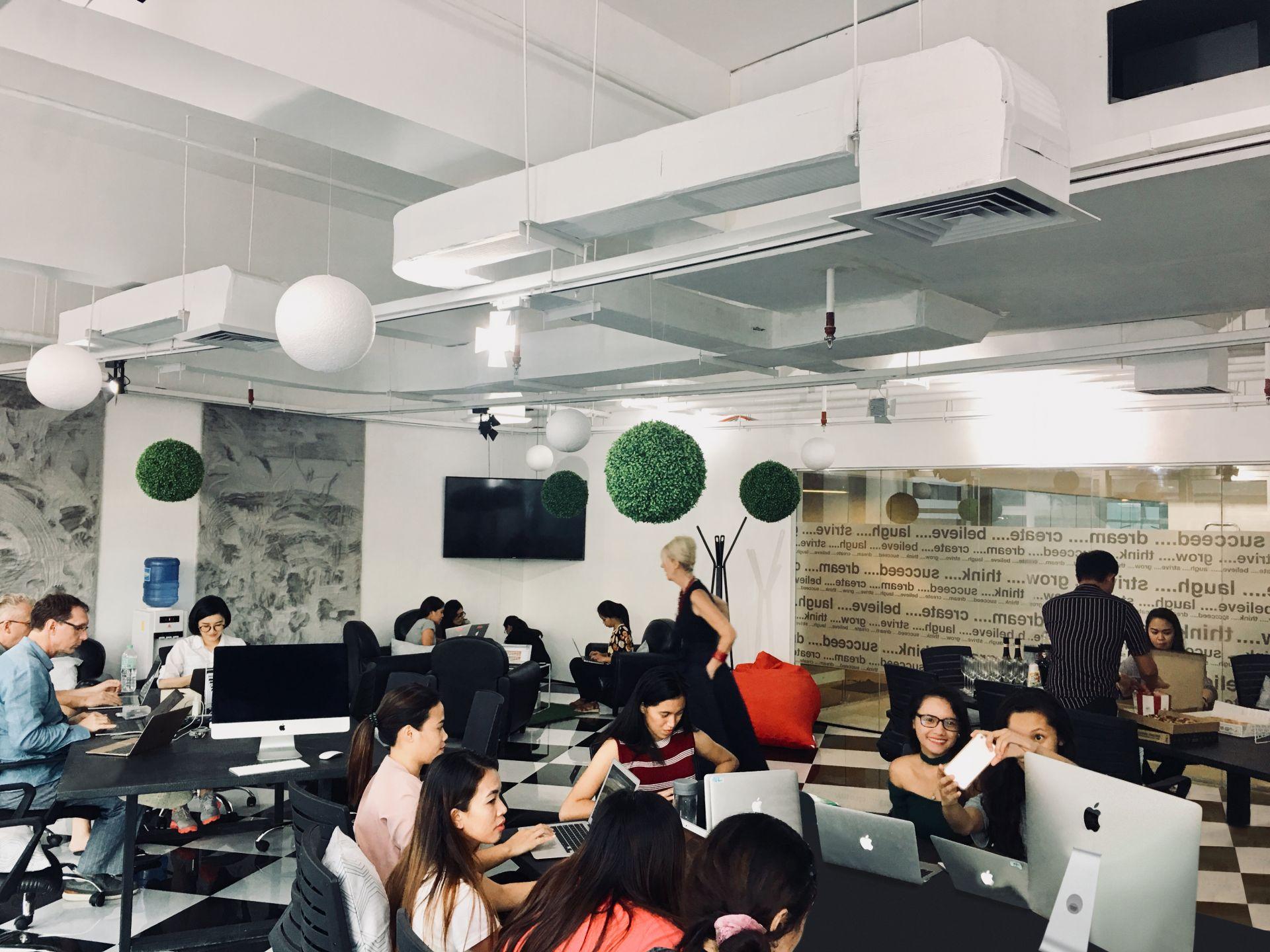 OpenMind IT Park Serviced Office 100sqm, Cebu City