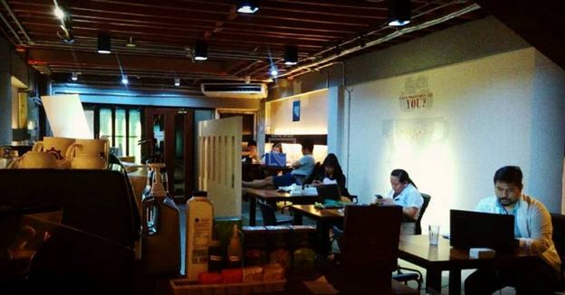 Workplace Cafe, Cebu City