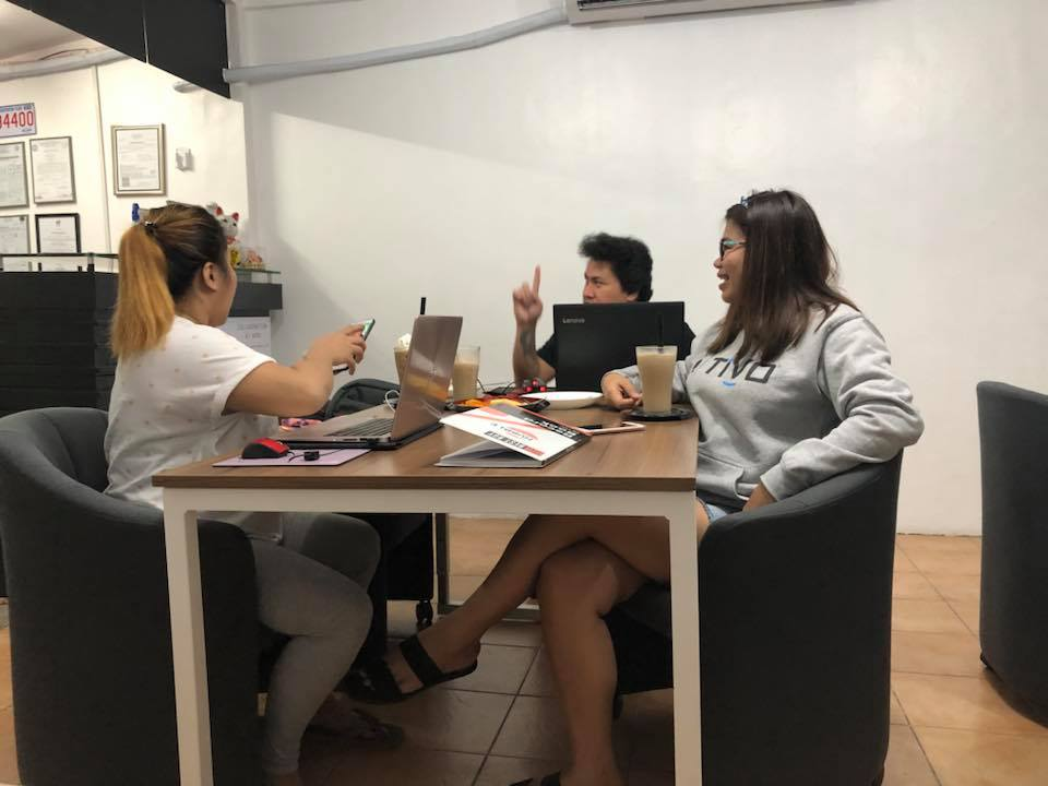 Diaskepsi Co-Working Hub, Davao City