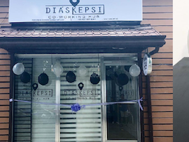 Diaskepsi Co-Working Hub, Davao City