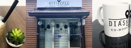 Diaskepsi Co-Working Hub
