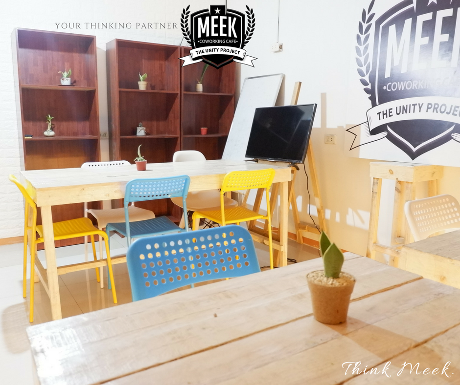 Meek Coworking Cafe, Davao City