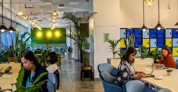 KMC Flexible Workspace in Clark, Pampanga profile image