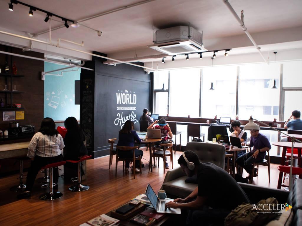 Acceler8 Coworking, Makati