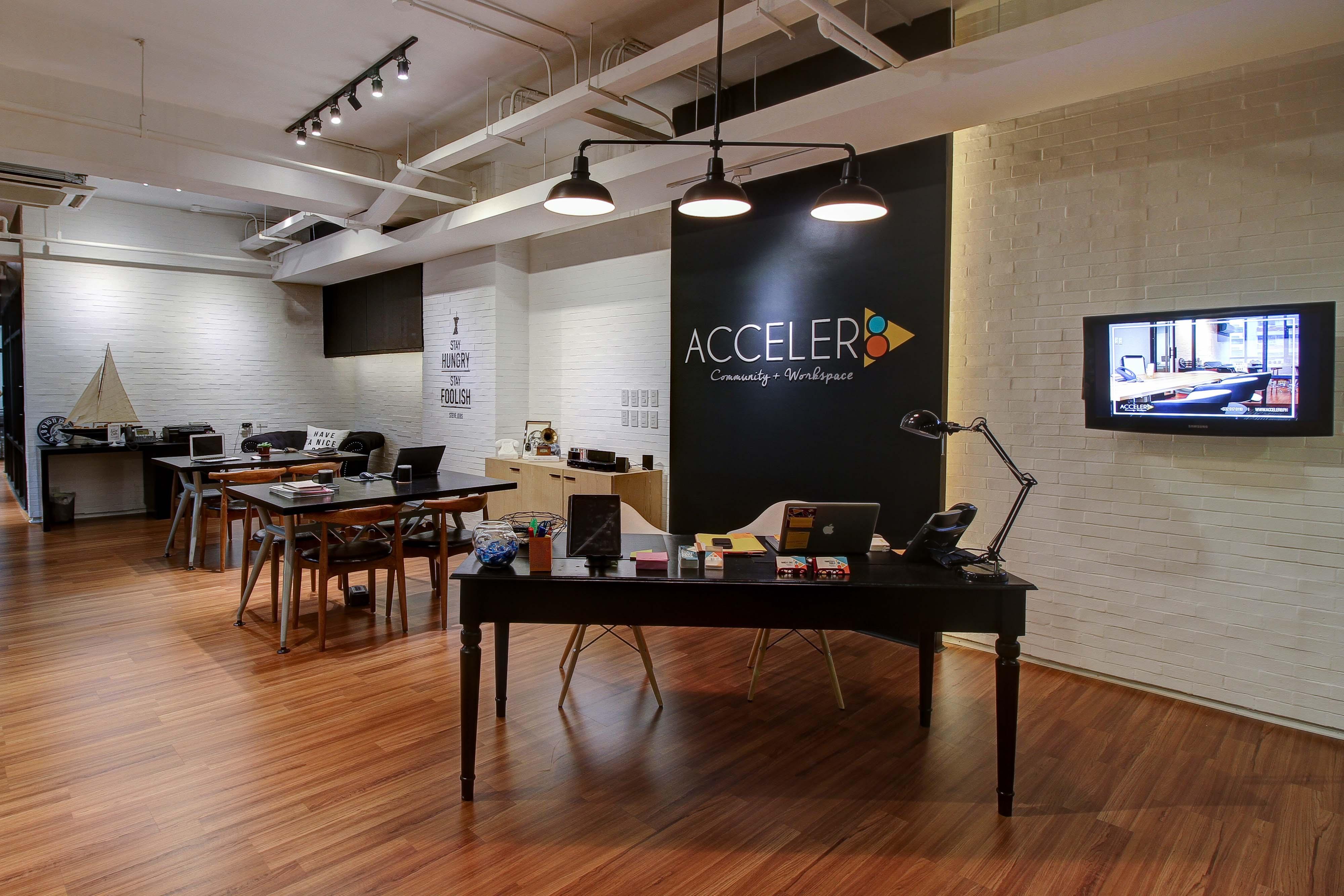 Acceler8, Makati