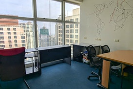 Comfortable Office Space at the French Chamber of Commerce, Quezon City