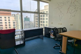 Comfortable Office Space at the French Chamber of Commerce, Pasay